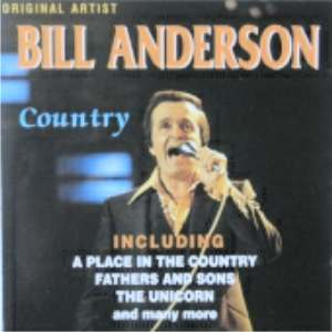 A Place In The Country Bill Anderson Escuchar Musica