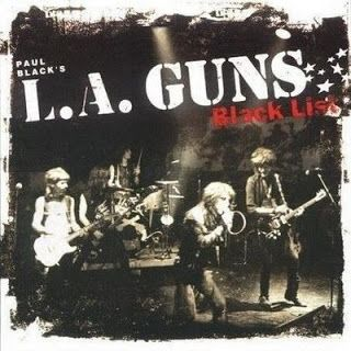 L.A. Guns - Rips The Covers Off