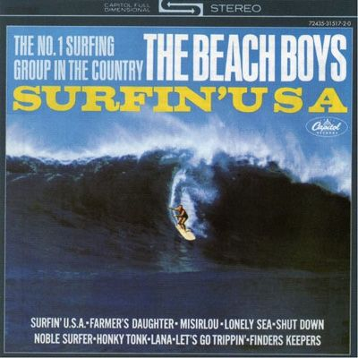 Beach Boys Surfin Usa Instrumental
